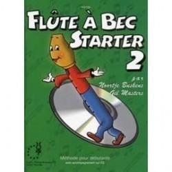 Flute à bec starter vol2 avec CD
