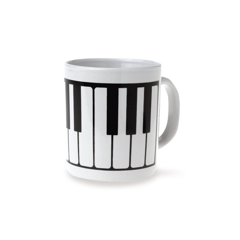 Vienna World Mug Clavier Melody Music Caen