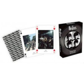 The Beatles Cartes a jouer