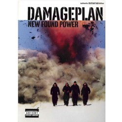 Damageplan New found Power Ed Warner Bros Publications Melody music caen