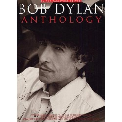 Bob Dylan Anthology Ed AMSCO Publications Melody music caen
