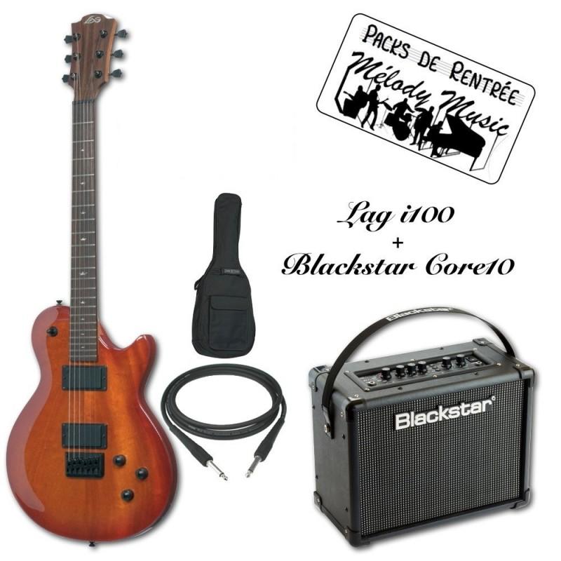 Pack I100 lag et id:core 10 Blackstar melody music caen