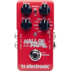TC Electronic Hall of Fame Reverb Melody Music Caen