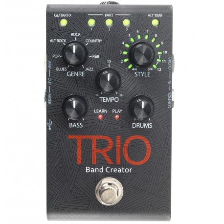 Digitech Trio Band Creator Melody Music caen