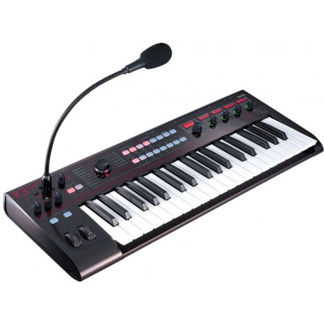 Korg R3 Synth Vocoder Occasion Melody Music Caen