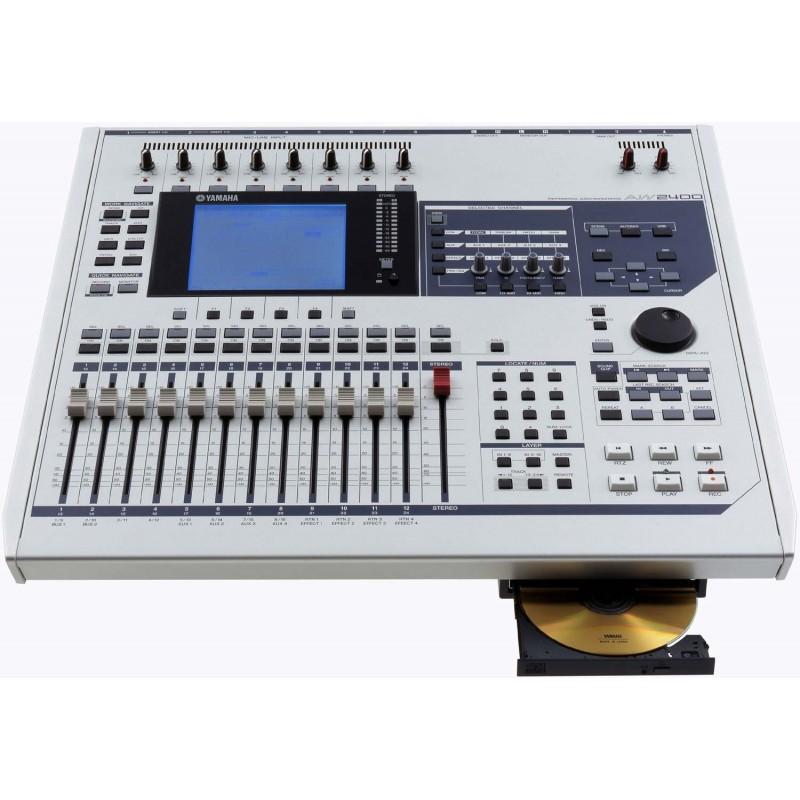Yamaha AW2400 Enregistreur numérique Occasion Melody Music caen