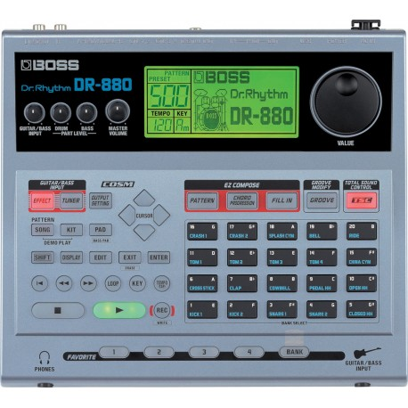 BOSS DR-880 occasion Melody music caen