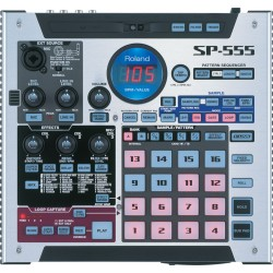 Roland SP555 Sampleur occasion