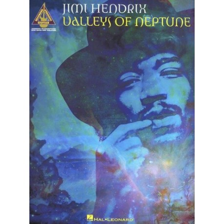 Jimi Hendrix Valleys of Neptune Ed Hal Leonard Melody music caen