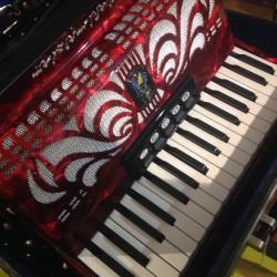 welmestrel accordéon touche Piano occasion