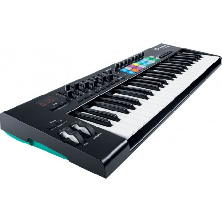 Novation LaunchKey 49 MKII clavier maitre USB Melody Music Caen