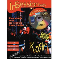 In session with Korn Ed Warner Bros Publications Melody music caen