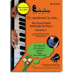 Ma Toute Petite Méthode de Piano Volume 2
