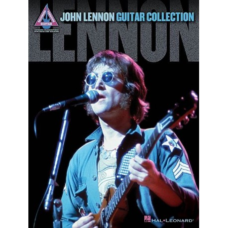 John Lennon Guitar Collection Ed Hal Leonard Melody music caen