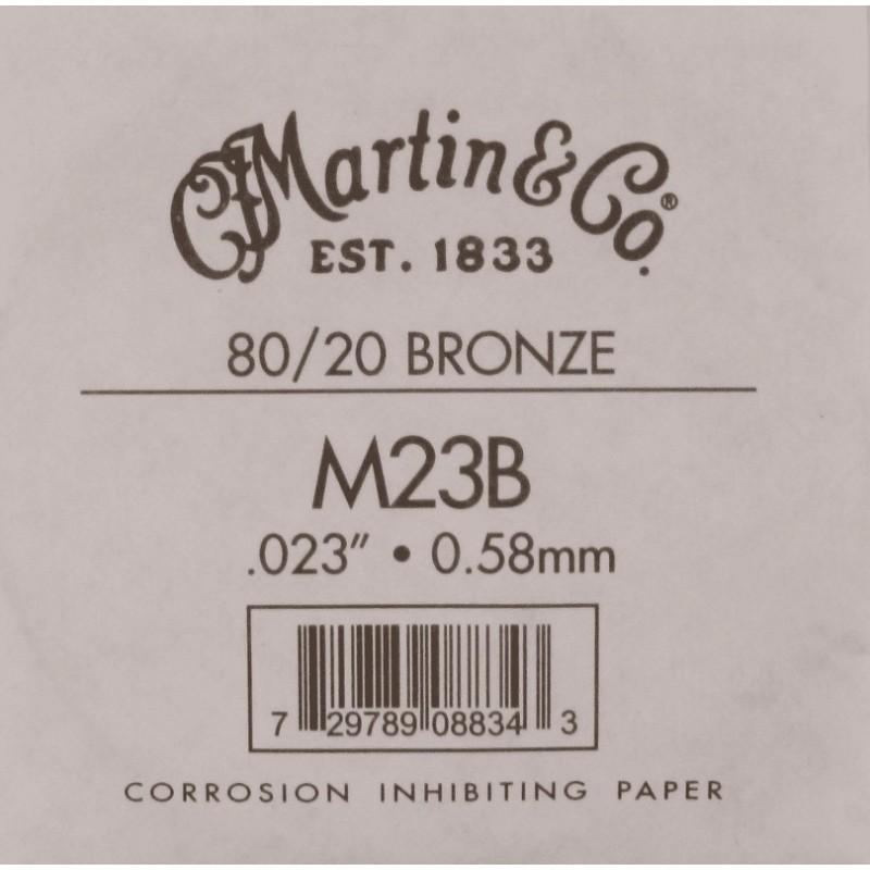 Martin Corde unités 023 Filé Bronze