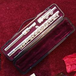 Yamaha YFL281S Flute traversiére Occasion