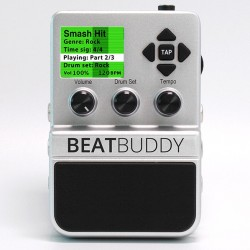 BeatBuddy Pedale Rythmique