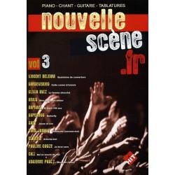 Nouvelle Scène Vol3 Ed Hit Diffusion Melody music caen