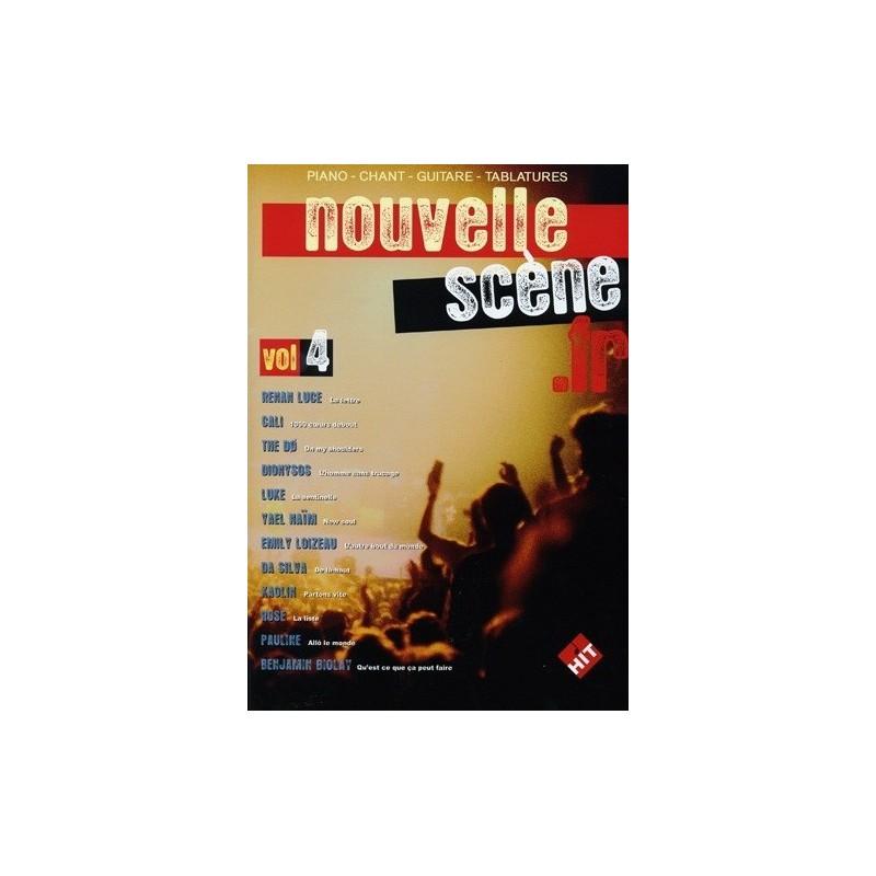 Nouvelle Scène Vol4 Ed Hit Diffusion Melody music caen