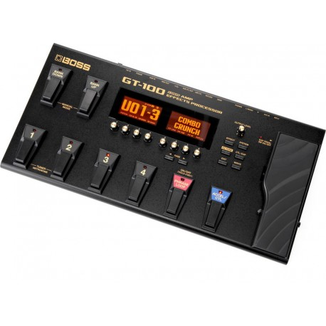 Boss GT100 occasion melody music Caen