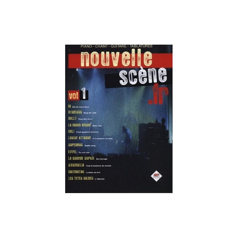 Nouvelle Scène Vol1 Ed Hit Diffusion Melody music caen