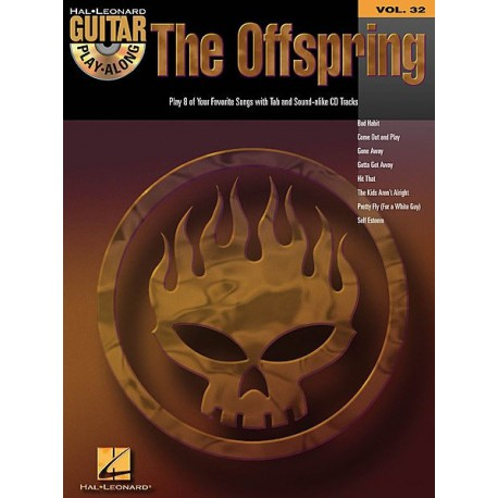 Play along The Offspring Vol32 Melody music caen
