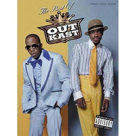 The Best Of OutKast Ed Wise Publications Melody music caen