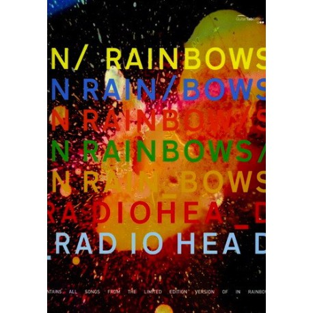 Radiohead In Rainbows Ed Faber Music Melody music caen