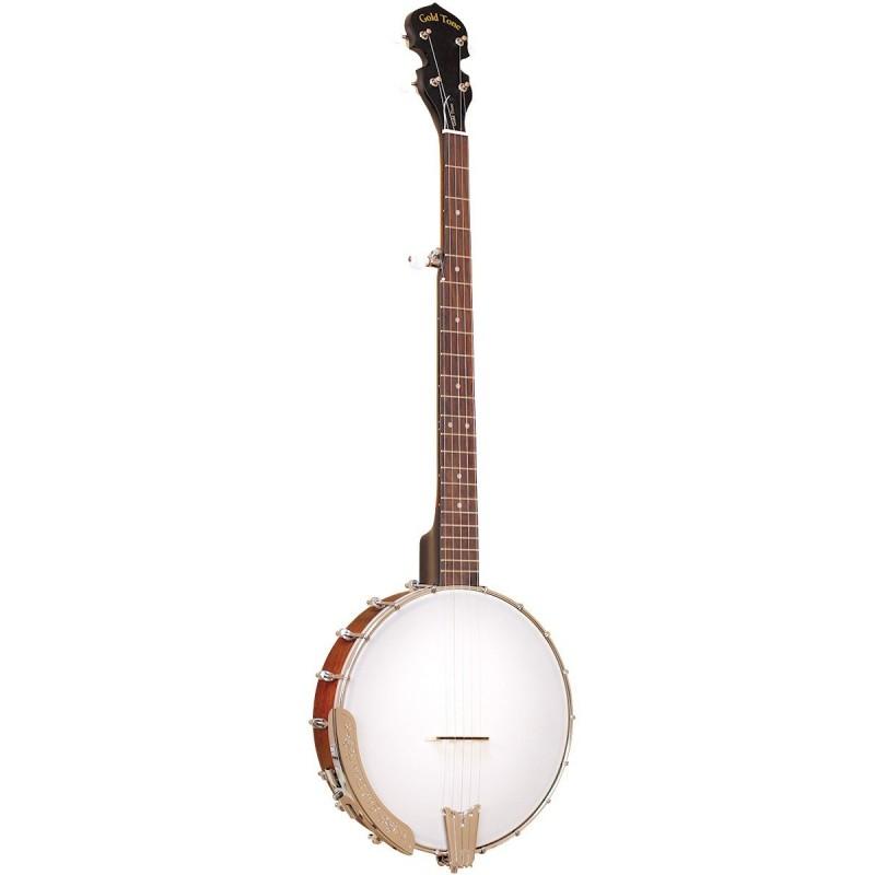 Gold Tone Banjo CC-50 Open Back Melody Music Caen