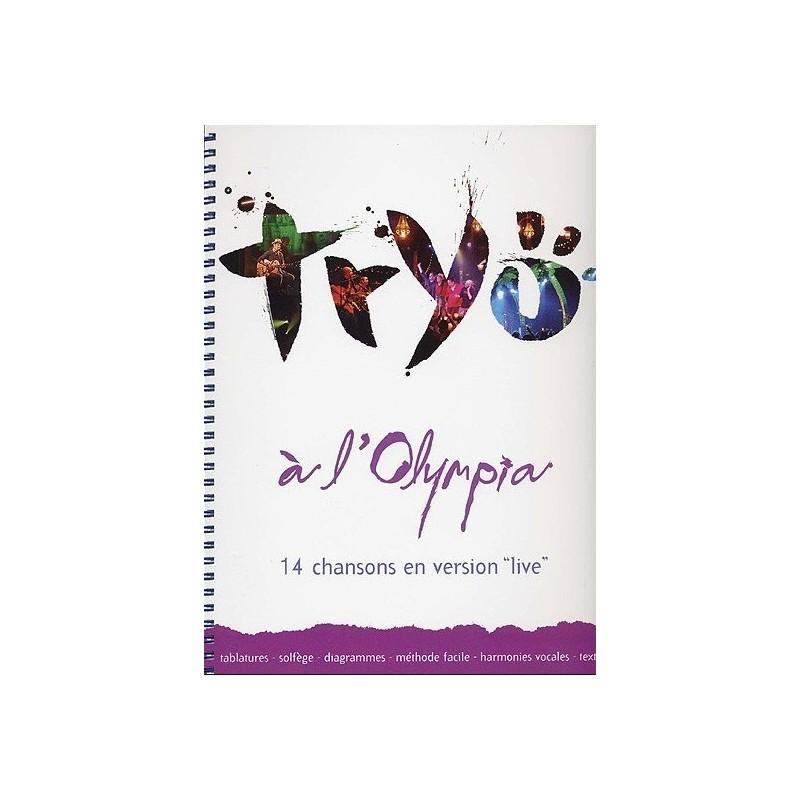 Tryo à l Olympia ed ID Music Melody music caen