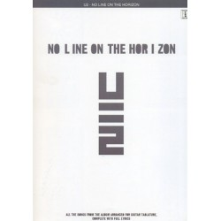 U2 No line On the Horizon Ed Wise