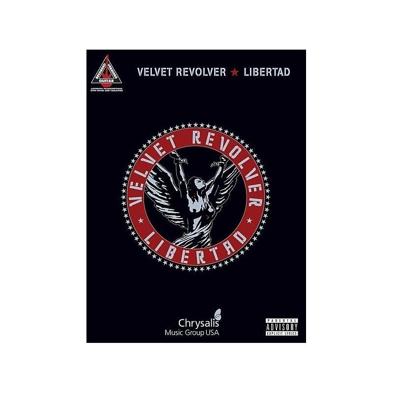 Libertad Velvet Revolver Ed Hal Leonard Melody music caen