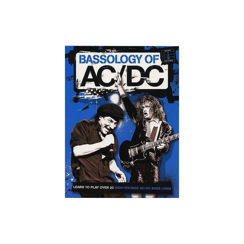 AC/DC Bassology Ed Amsco Publications Melody music caen