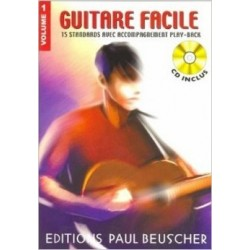 Guitare Facile Vol1 Ed Paul Beuscher
