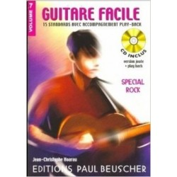 Guitare Facile Vol7 Spécial Piano Ed Paul Beuscher