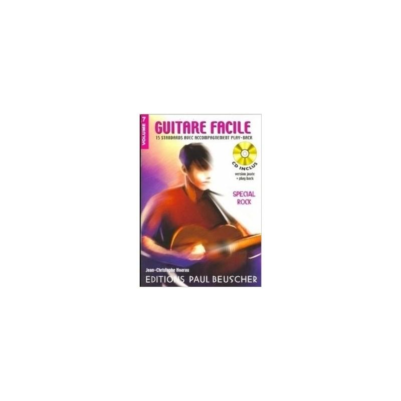 Guitare Facile Vol7 Spécial Piano Ed Paul Beuscher Melody Music Caen