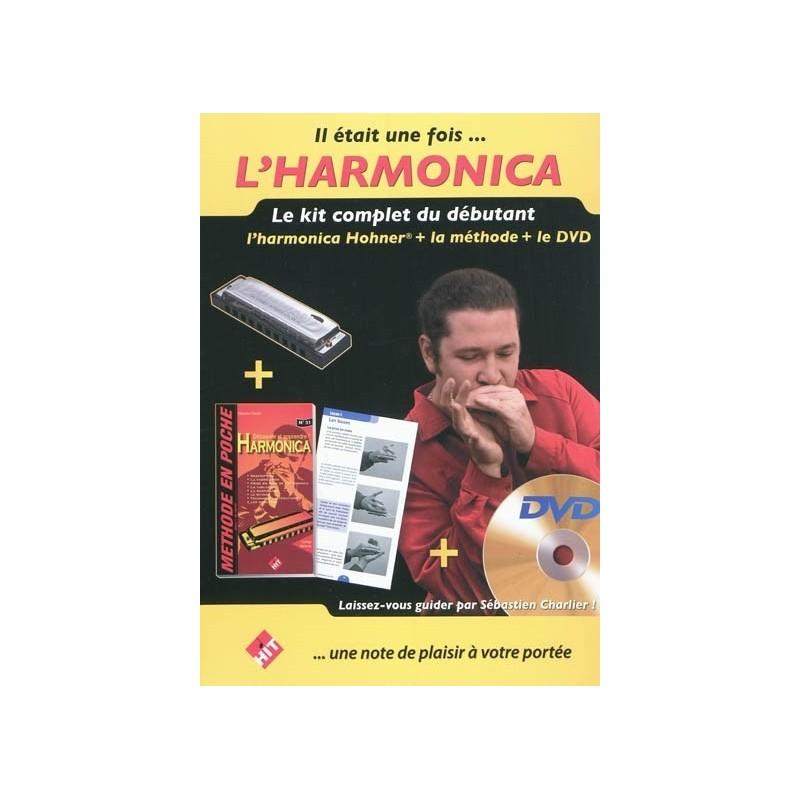 Méthode : Il était une fois... L'Harmonica