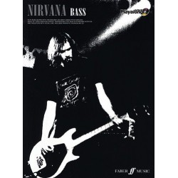 Playalong Nirvana Bass Ed Faber Music