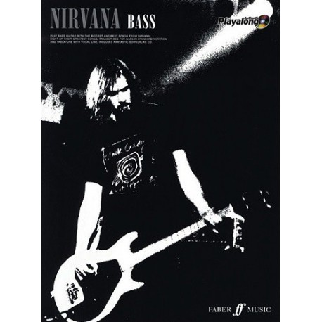 Playalong Nirvana Bass Ed Faber Music Melody music caen