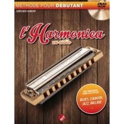 Méthode : L'harmonica en vidéo Melody Music Caen