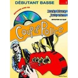 Coup de Pouce Débutant Basse Vol. 1