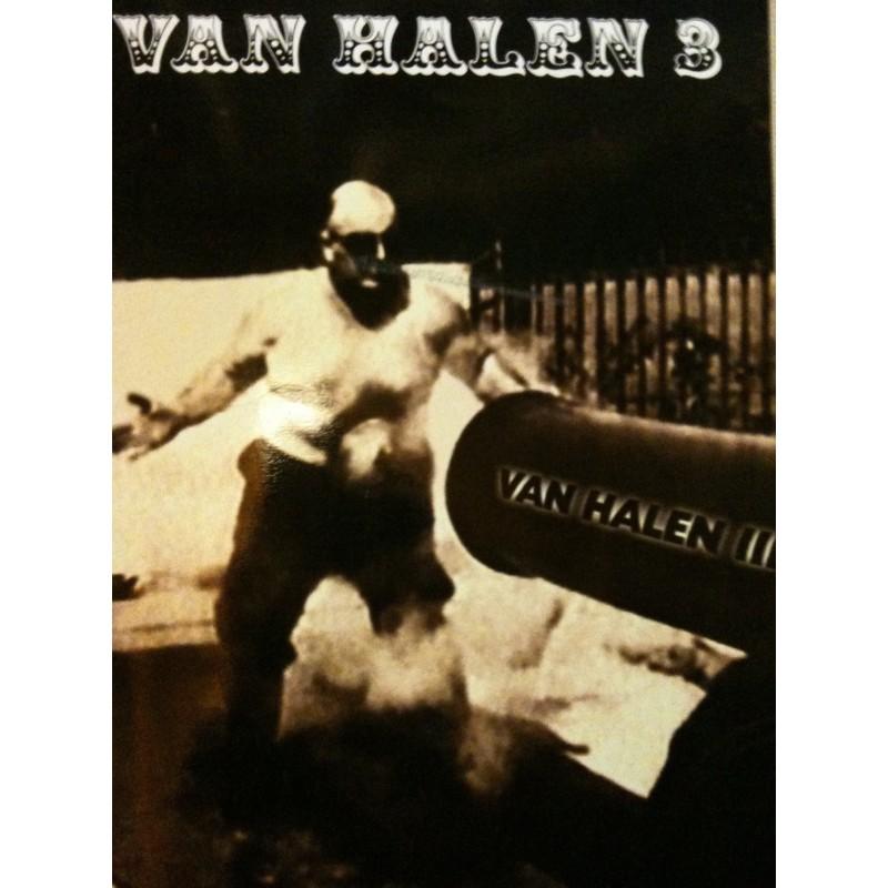 Van Halen 3 Ed IMP Melody music caen