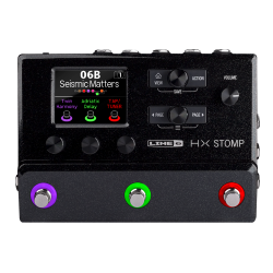 Line 6 HX Stomp Melody music Caen