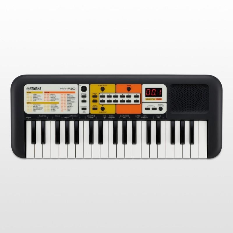 Yamaha PSS-F30 guide chant