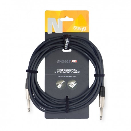 Stagg NGC6R jack/jack (m/m), 6 m
