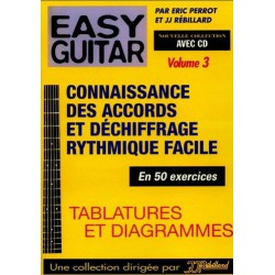 Rébillard Easy Guitar Vol3 Eric Perrot