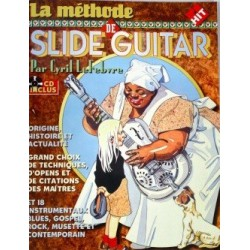 La Méthode de Slide Guitar Cyril Lefebvre Ed Hit Diffusion