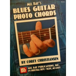 Blues Guitar Photo Chords Mel Bay's