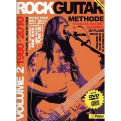 Rébillard Rock Guitar Vol2 1980-2010 François Maigret