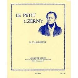 Le petit Czerny H.CHAUMONT